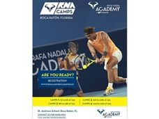 Rafa Nadal Tennis Academy Partners with Saint Andrew's School