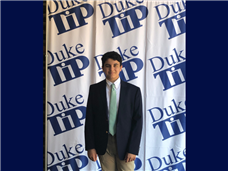 Mado Faradan '24 Earns State and Grade Recognition by Duke TIP
