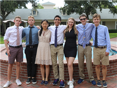 Seven Saint Andrew's Students Named National Merit Scholarship Semifinalists