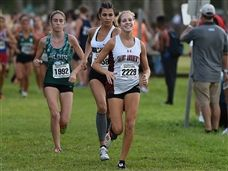 Cross Country Shines at Spanish River Invitational; Tymorek and Noble Place First