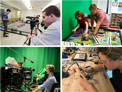 Spotlight on Competitive Engineering Design & Media Arts Program at Saint Andrew's School