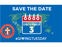 Join Us! #GivingTuesday - December 3, 2019