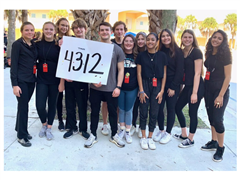 Upper School Thespians Achieve Overwhelming Success at District 10 Competition