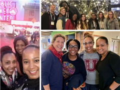 Six Upper School Scots Attend Student Diversity Leadership Conference and Nine SA Faculty Attend People of Color Conference