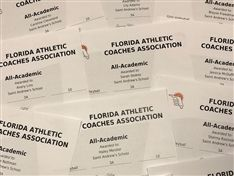 Varsity Volleyball Named to FACA All-Academic Team
