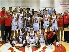 Boys Basketball Claims District Championship Title