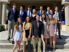 Saint Andrew's Proudly Congratulates 14 Scots as 2020 Pathfinder Nominees