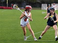 Devyn Crone '22 Breaks Girls Lacrosse Single Game Goals and Points Records