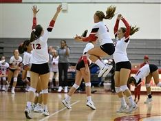 Volleyball Receives Academic Team Honors by American Volleyball Coaches Association