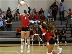 Volleyball Sets Focus on Postseason with Veteran Leadership