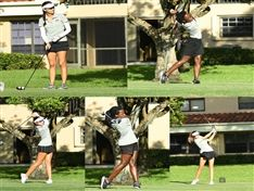 Girls and Boys Golf Prepare for District Tournaments