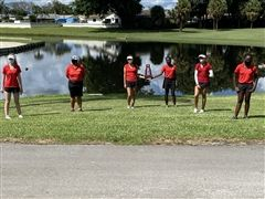 Boys and Girls Golf Claim District Championship Titles