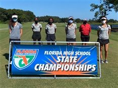 Boys and Girls Golf Compete at FHSAA State Championships