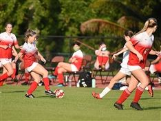 Varsity Girls Soccer Dominates in First Win of Season
