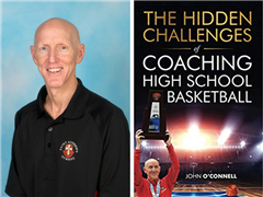 SA Basketball Coach John O'Connell Is a Championship Winner and Now an Author