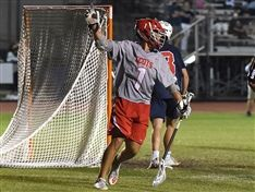 Boys Lacrosse Wins District Championship Title