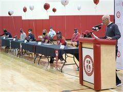 15 Student-Athletes Celebrated for National Signing Day