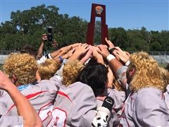 Boys Lacrosse Wins State Championship Title