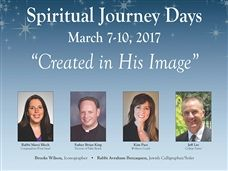 Spiritual Journey Days March 7-10