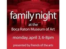 Private School Student Art Night in Boca Raton