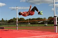 Track and Field Excels at District Meet