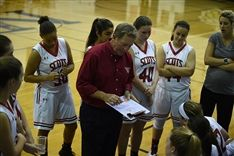 Andy Russo Steps Down as Head Varsity Girls Basketball Coach