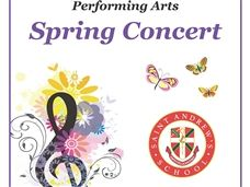 Join Us for the Upper School Spring Concert April 27