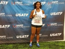 Nicole Whitaker '19 Places 7th in Nation at USATF Championships