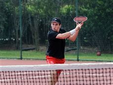 Jacob Lowen '21 Featured in Serve It Up Tennis Magazine