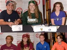 Saint Andrew's Celebrates Seven Student-Athletes on Signing Day