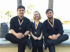 Student Thespians Earn Excellent and Superior Ratings at District 10 Event