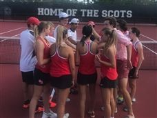 Boys and Girls Tennis Teams Claim Regional Championship