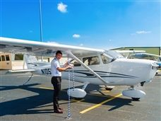New Aviation Program Brings Many High-Flying Benefits for Saint Andrew's Students