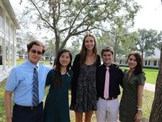 Seniors Named National Merit Scholarship Finalists and Scholarship Winners