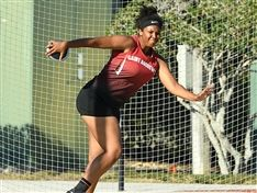 Nicole Whitaker '19 Places 10th in Nation at USATF Junior Olympics