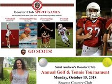 The Booster Club Scores Extra Points for Saint Andrew's Athletics