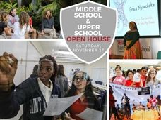 See A Place of Discovery, Achievement, and Balance: Come to SA Middle & Upper School Open House - November 17