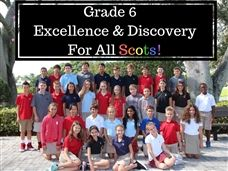 Scots Discover their True Colors in Grade 6