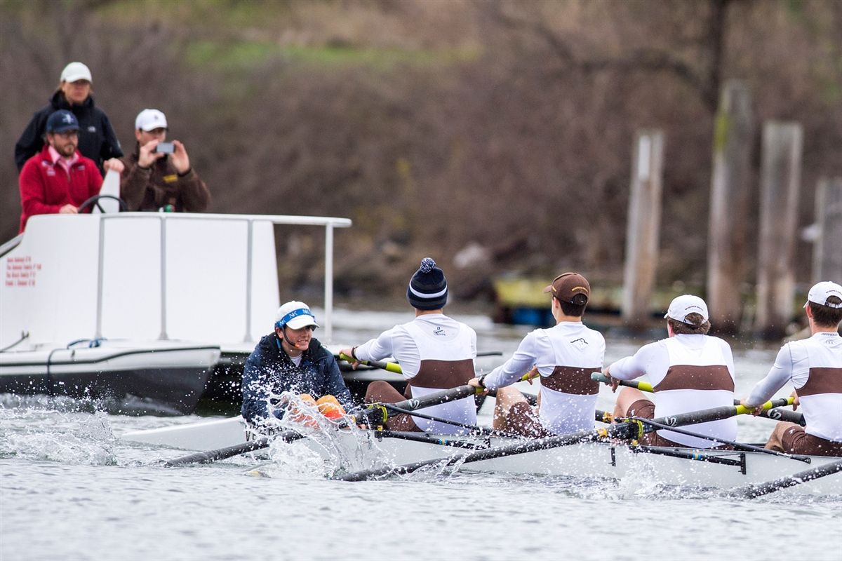 Stroke on the Water: Bruins Medal in Philly