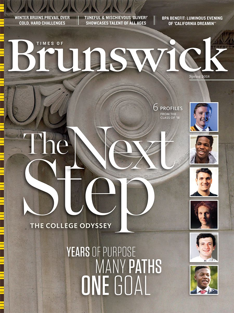 Times of Brunswick: Spring 2018