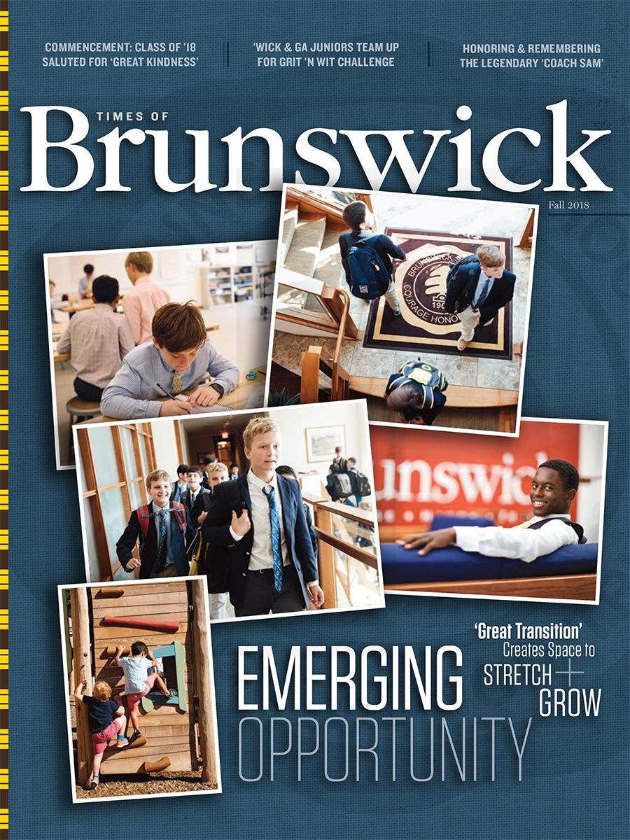 Times of Brunswick: Fall 2018