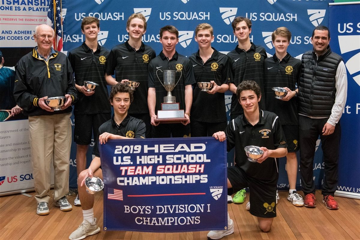 Title Town: Squash Wins 4th National Championship
