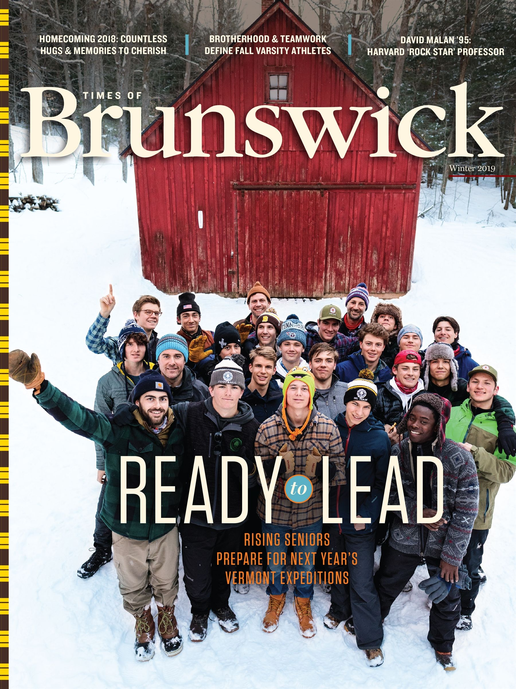 Times of Brunswick, Winter 2019