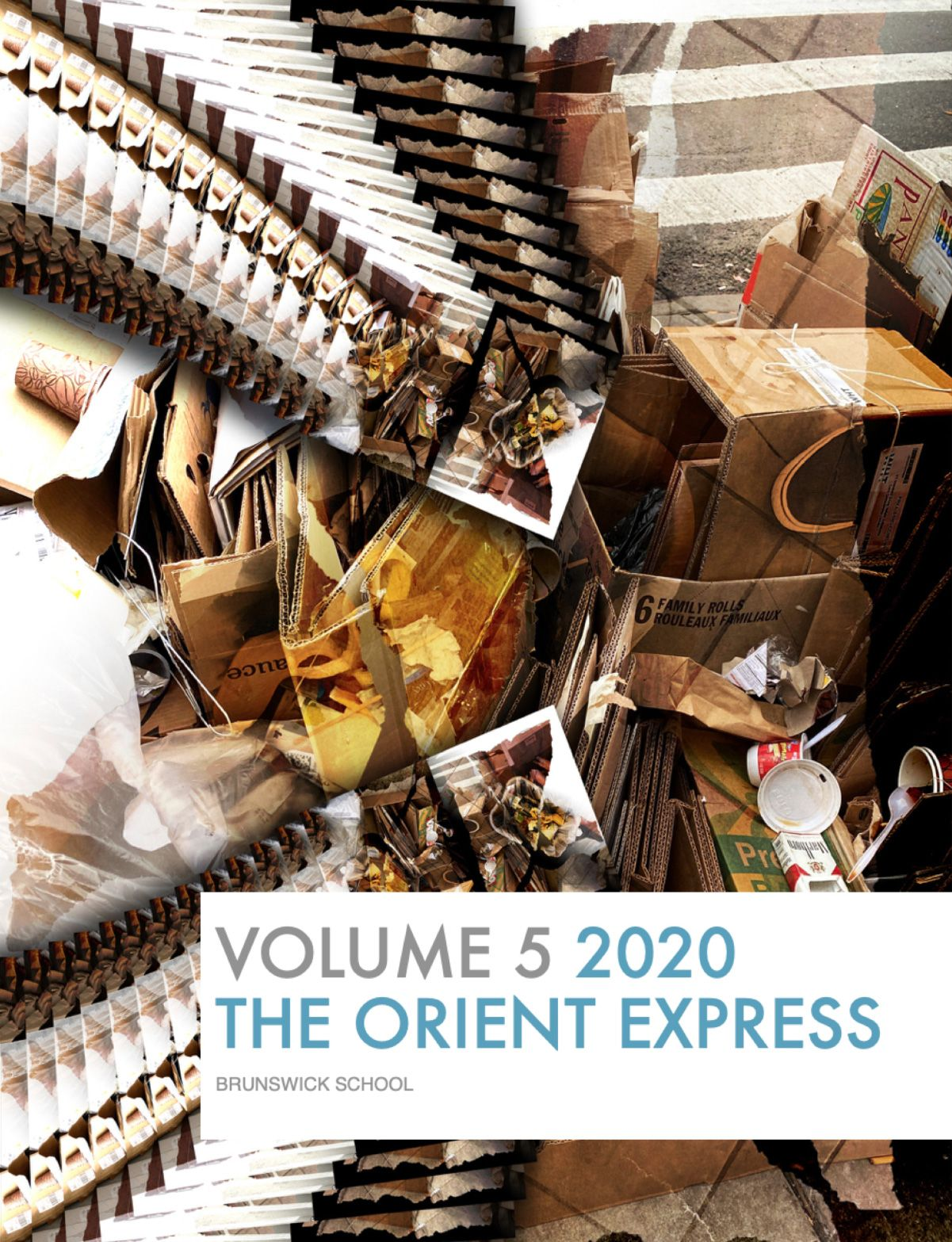 Orient Express, Volume V (2020)
