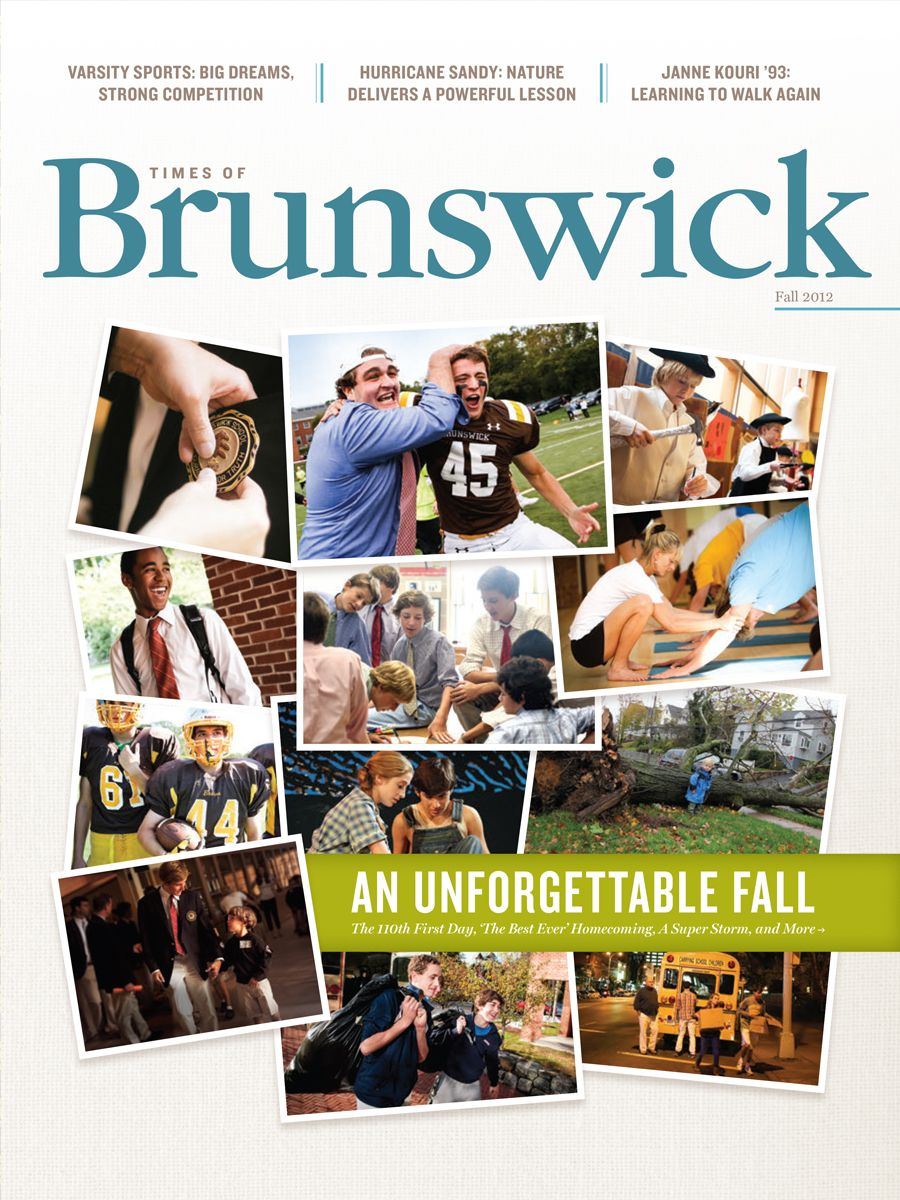 Times of Brunswick: Fall 2012