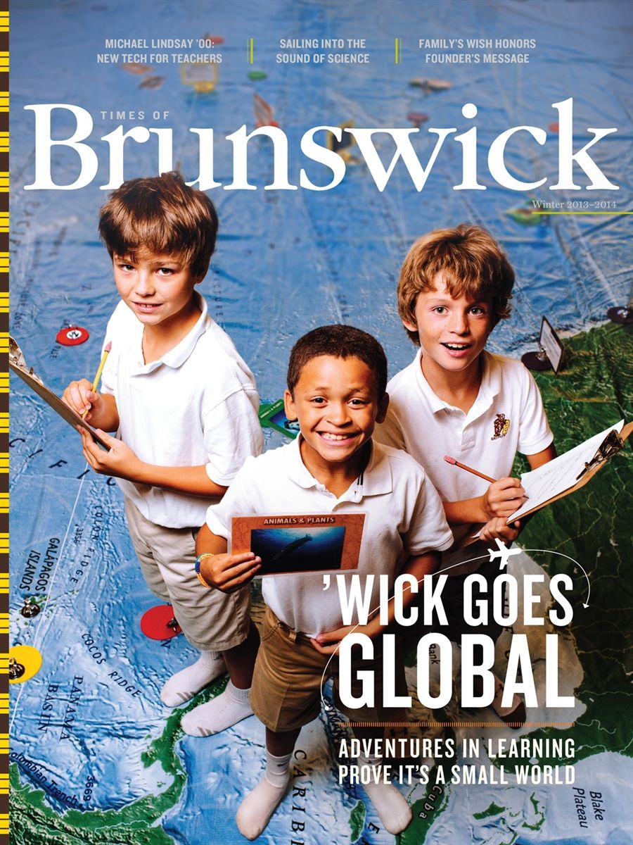 Times of Brunswick: Winter 2014
