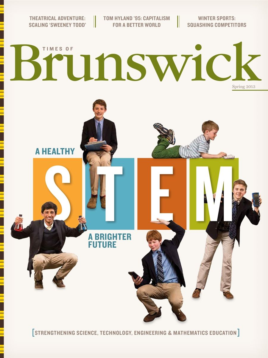 Times of Brunswick: Spring 2013