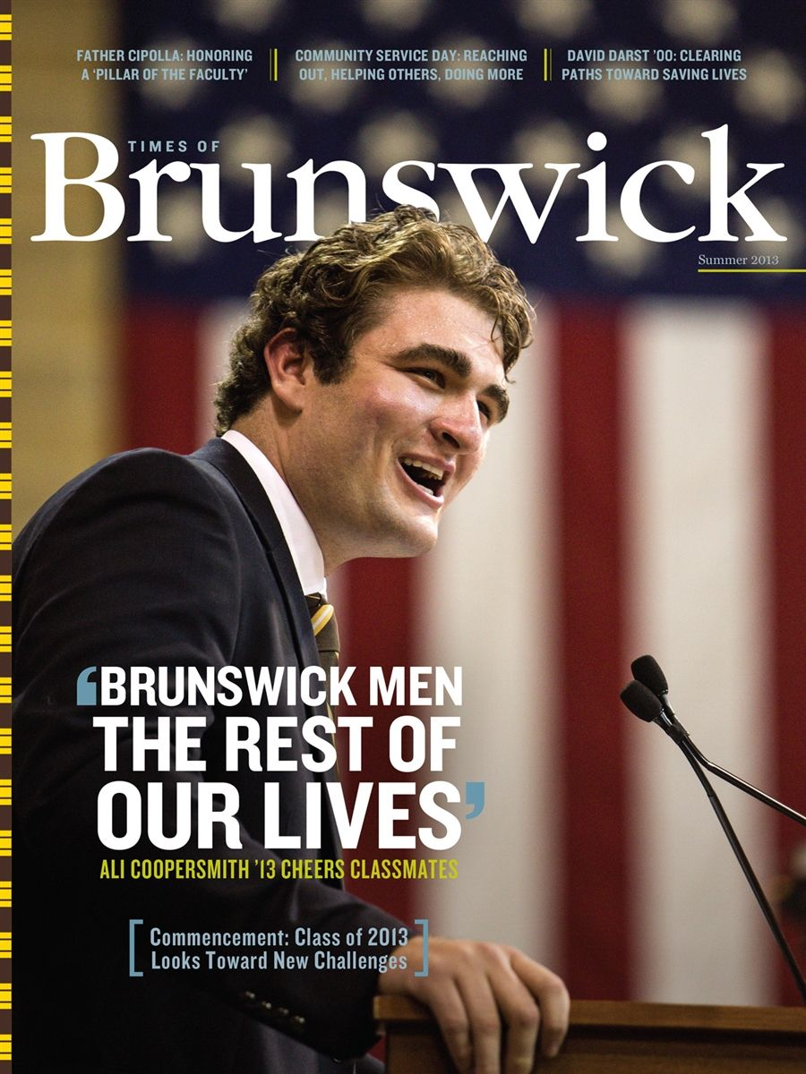 Times of Brunswick: Summer 2013