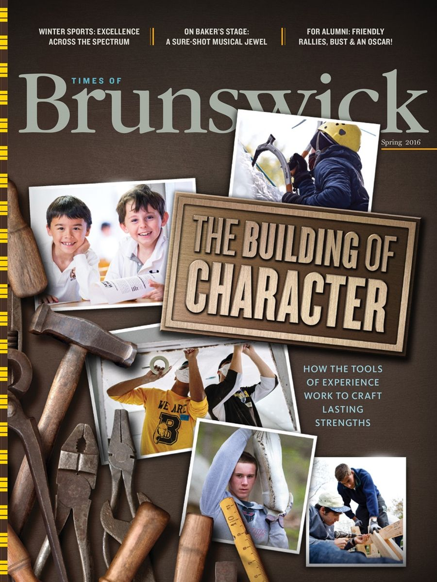 Times of Brunswick: Spring 2016