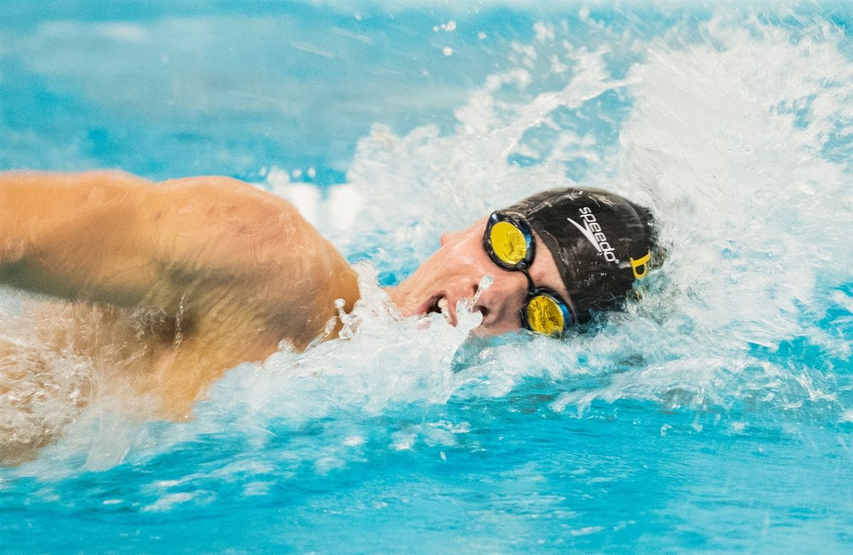 Splash & Smash: Swim Records Broken in Home Finale